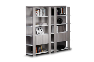 Products. Office bookcase storage computer cart - Artexport