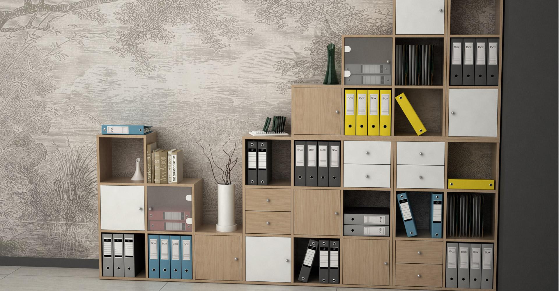 Artexport produzione mobili per ufficio librerie for Librerie per ufficio economiche