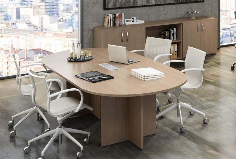 Scrivania Ufficio Tonda : Linea ufficio flex artexport